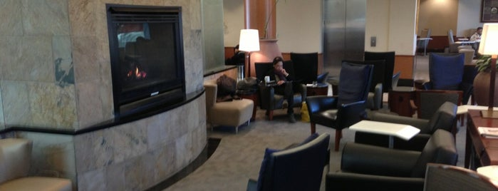 Delta Sky Club is one of Posti che sono piaciuti a Michael.