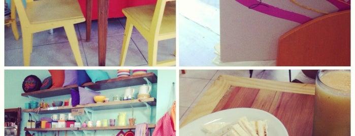 Oia Sabores+Objetos is one of Break, coffee break Rosario.