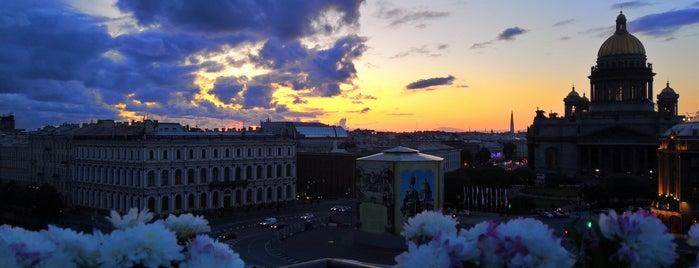 L TERRASA is one of RUS Saint Petersburg.