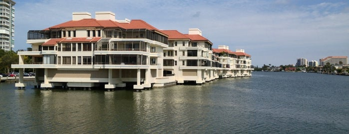 The Village on Venetian Bay is one of Naples, FL.