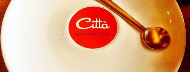 CITTA Café is one of Shanghai.