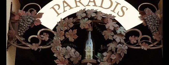 Restaurant Paradis is one of 30A EATS Best In SoWal - Santa Rosa Beach.