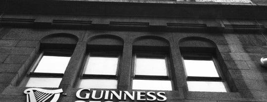 Guinness Storehouse is one of Dublin.