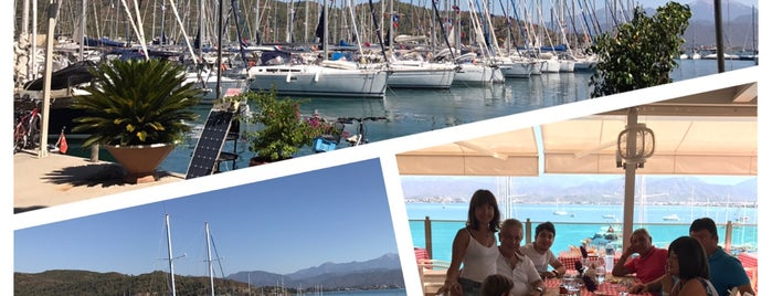 Alesta Yacht Hotel is one of Lugares favoritos de Mujdat.