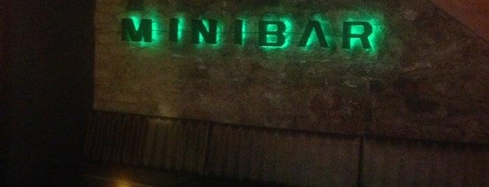 Minibar is one of Dy'ın Beğendiği Mekanlar.