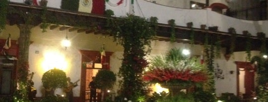 San Angel Inn is one of Mexico, D.F., 2013.