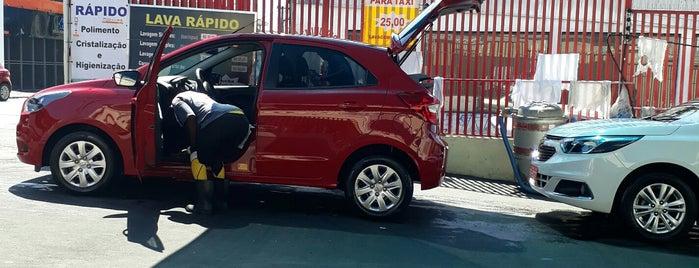 Milenio - Lava rapido e estacionamento is one of Simoneさんのお気に入りスポット.