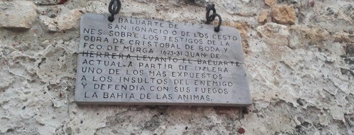 Centro Histórico de Cartagena / Ciudad Amurallada is one of Simoneさんのお気に入りスポット.