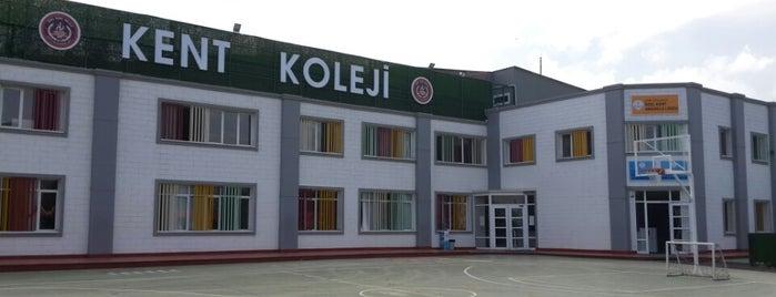 Özel Kent Koleji is one of Tempat yang Disukai Olcay.