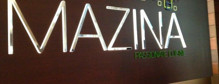 Mazina Restaurant is one of Dubai Food 7.