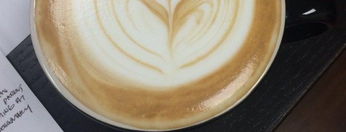 Katz Coffee is one of Houston.