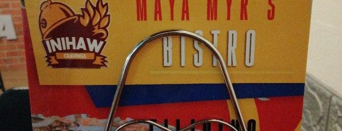 Maya Myr's Bistro Inihaw Cravings is one of Filipino Food in Singapore.