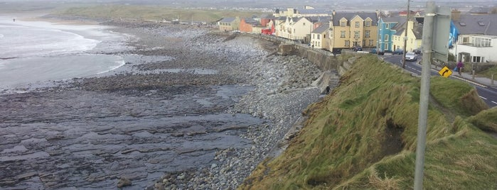 Lahinch is one of Mark's list of Ireland.