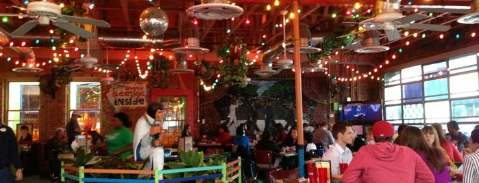 Chuy's Tex-Mex is one of Robyn Harman's Dallas Recommendations.