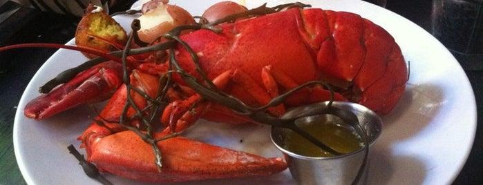 The Mermaid Inn is one of Foodie NYC.