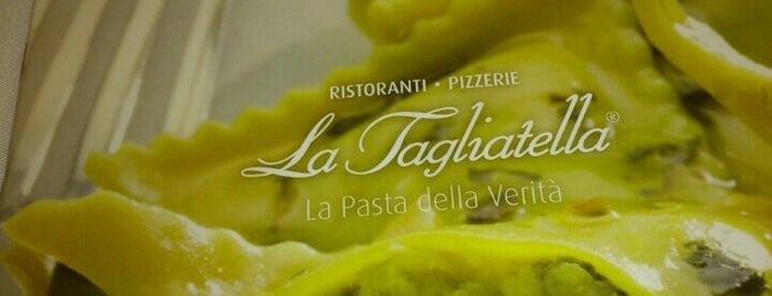 La Tagliatella is one of Antonio 님이 좋아한 장소.