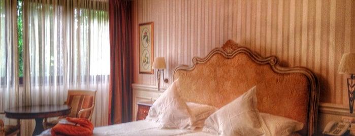 Petriolo Spa Resort is one of Orte, die Federica gefallen.
