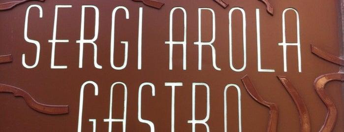 Sergi Arola Restaurante is one of Comer en Madrid.