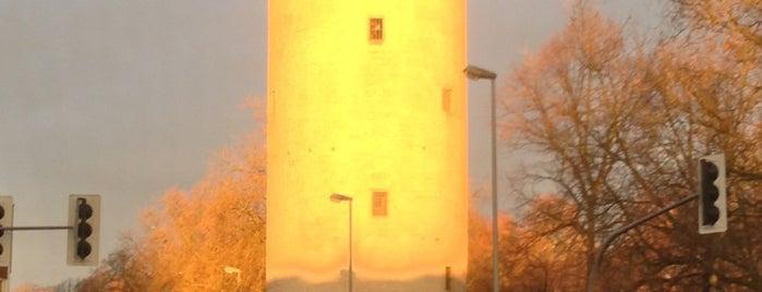 Buddenturm is one of Münster - must visit.