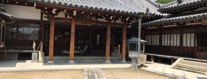 栄光寺 (小豆島霊場十三番) is one of 小豆島探検隊.