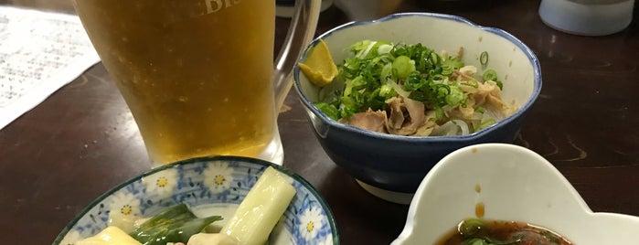 成田家 田町店 is one of 岡山探検隊.