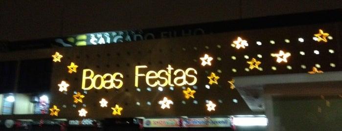 Feira Gastronômica do Shopping Salgado Filho is one of Feiras livres de Curitiba.