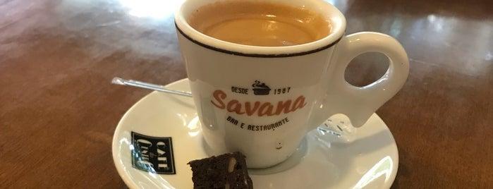 Savana Bar e Restaurante is one of Lugares favoritos de Edenilton.