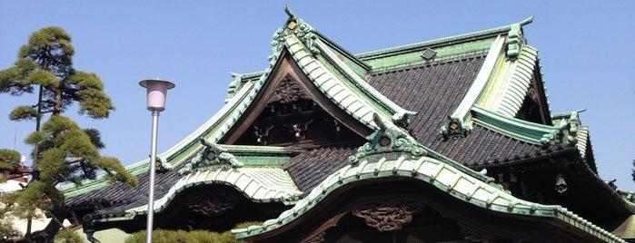 帝釈天 本堂 is one of Masahiro'nun Beğendiği Mekanlar.