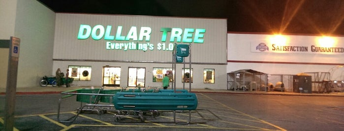 Dollar Tree is one of Dianaさんのお気に入りスポット.