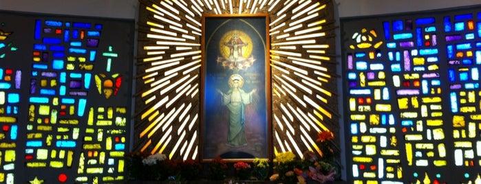 Santuário Basílica da Medianeira is one of Posti che sono piaciuti a Amanda.