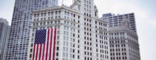 The Wrigley Building is one of IRCE Chicago.