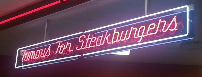 Steak 'n Shake is one of Jeffさんのお気に入りスポット.