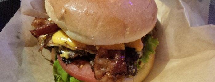The Garage Burgers & Beer is one of Best of OKC Metro Area.