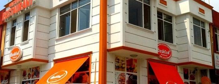 Özdilek Restaurant is one of Ahmet 님이 좋아한 장소.