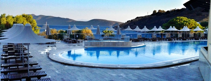 Azka Hotel is one of Bodrum ♡ Bodrum.