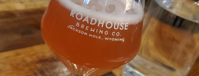 Roadhouse Pub & Eatery is one of Breweries I've Visited.
