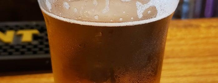Jack Brown's Beer & Burger Joint is one of Natalia: сохраненные места.