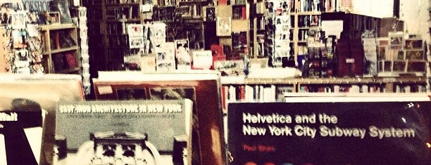 P.S. Bookshop is one of DINA4NYC.