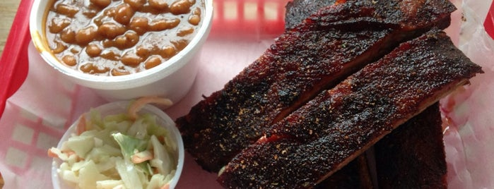 Eli's BBQ is one of America's Top BBQ Joints.