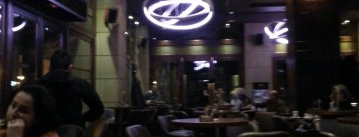 Caffe Del Faro is one of Tempat yang Disimpan Mustafa.
