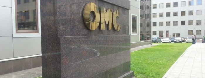 OMC is one of Locais curtidos por Andrey.