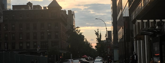 Театральный квартал is one of Official NYC Neighborhoods: Manhattan.
