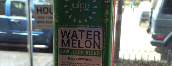 juice press is one of Tomさんのお気に入りスポット.