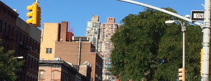 Hell's Kitchen is one of NYC.