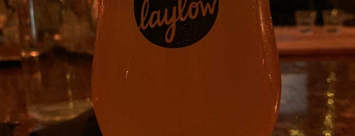 Laylow Beer Bar & Eatery is one of Toronto Map.