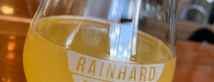 Rainhard Brewing is one of Boris: сохраненные места.