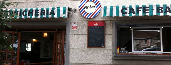 Bar Bero is one of Patatas Bravas de Barcelona.