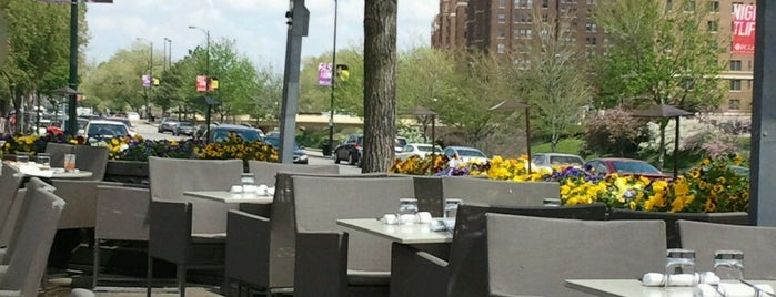 Gram & Dun is one of KC's Most Engaging Outdoor Patios.