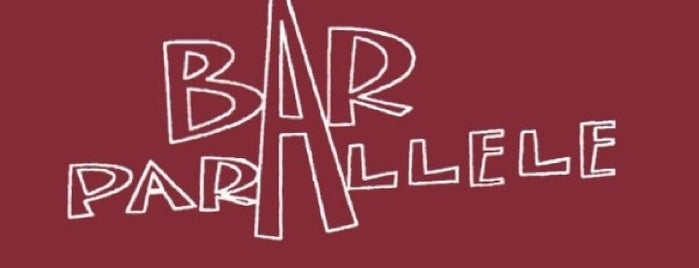 Bar Parallele is one of Alain 님이 저장한 장소.