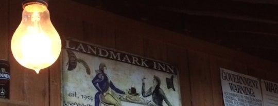Landmark Inn is one of Hudson Valley.